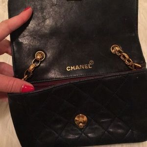 Vintage Chanel small purse